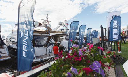 Увидимся на Moscow Yacht Show 2018!