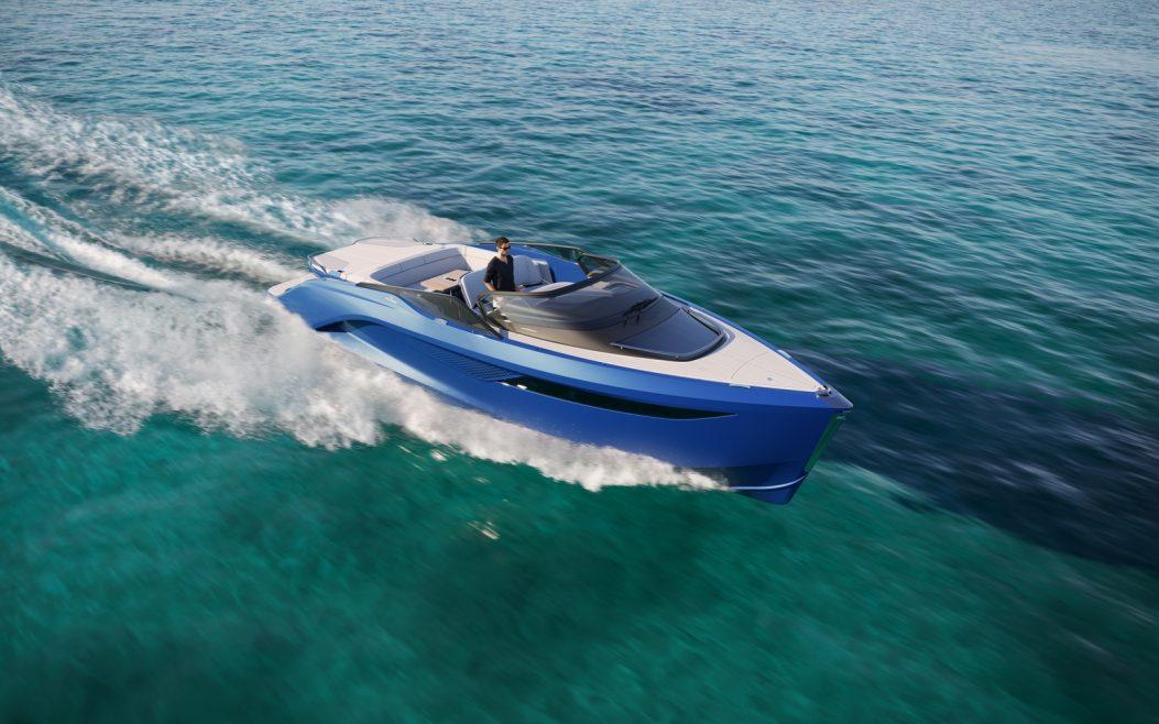 R35 – самая неожиданная модель верфи Princess Yachts