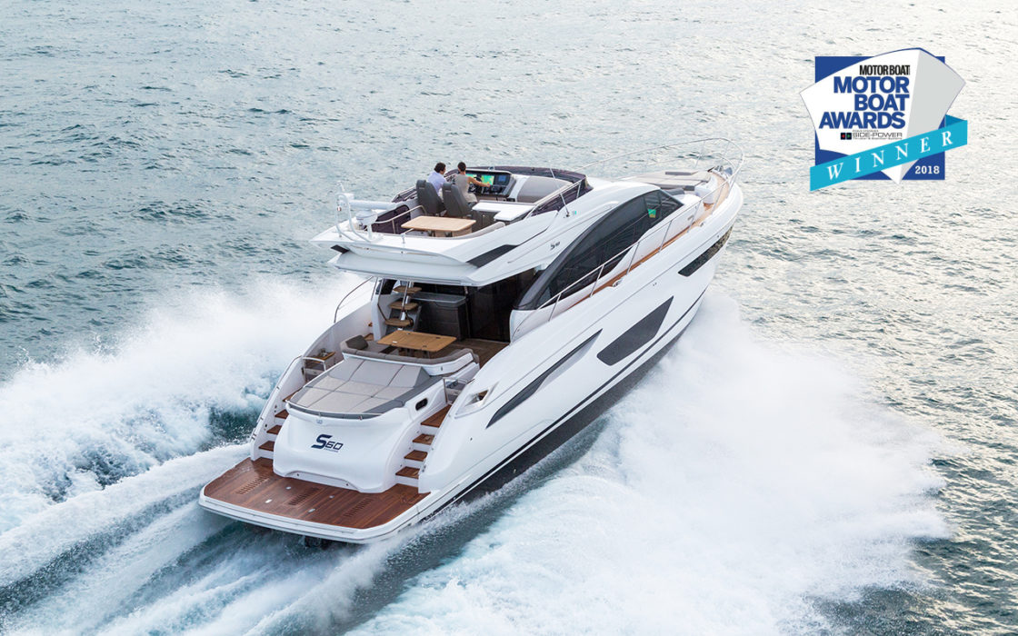 Princess-S60-Motor-Boat-Awards-2018-Winn