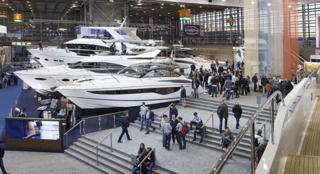 Princess на выставке boot Dusseldorf 2018