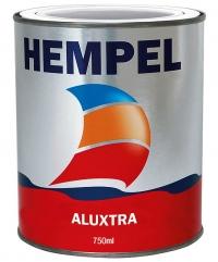 Необрастающая краска AluXtra, черная, 0,75 л