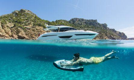 Princess Yachts – на пути к экологичному производству