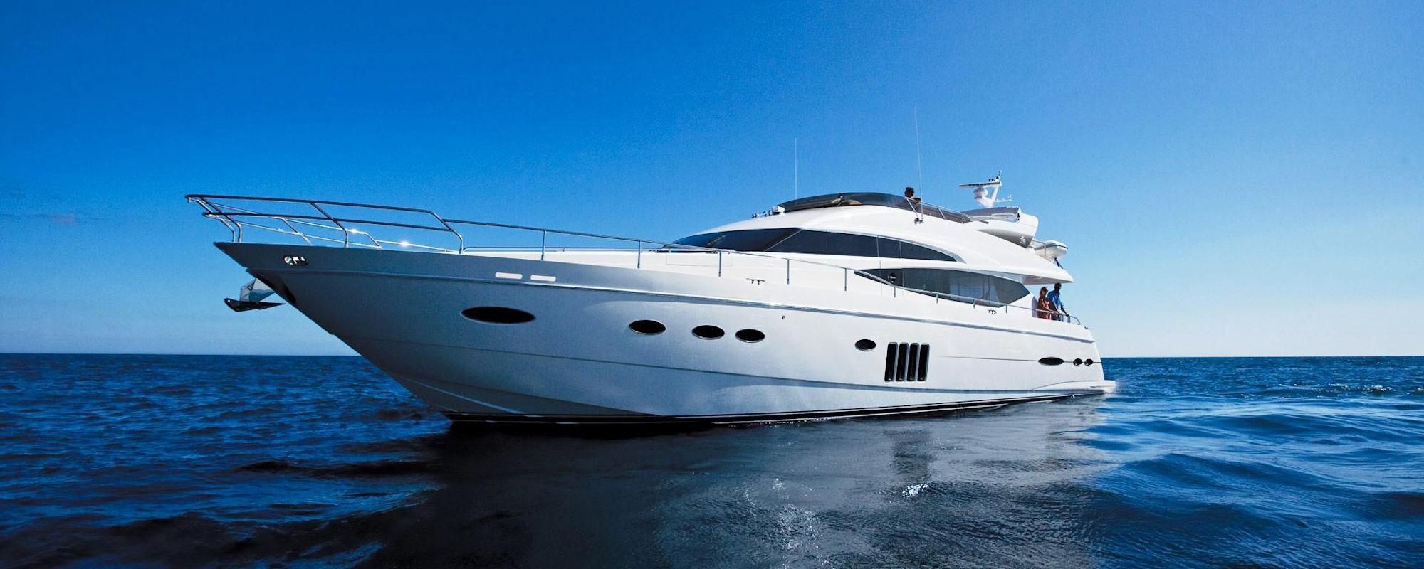 Princess Luxury Yachts